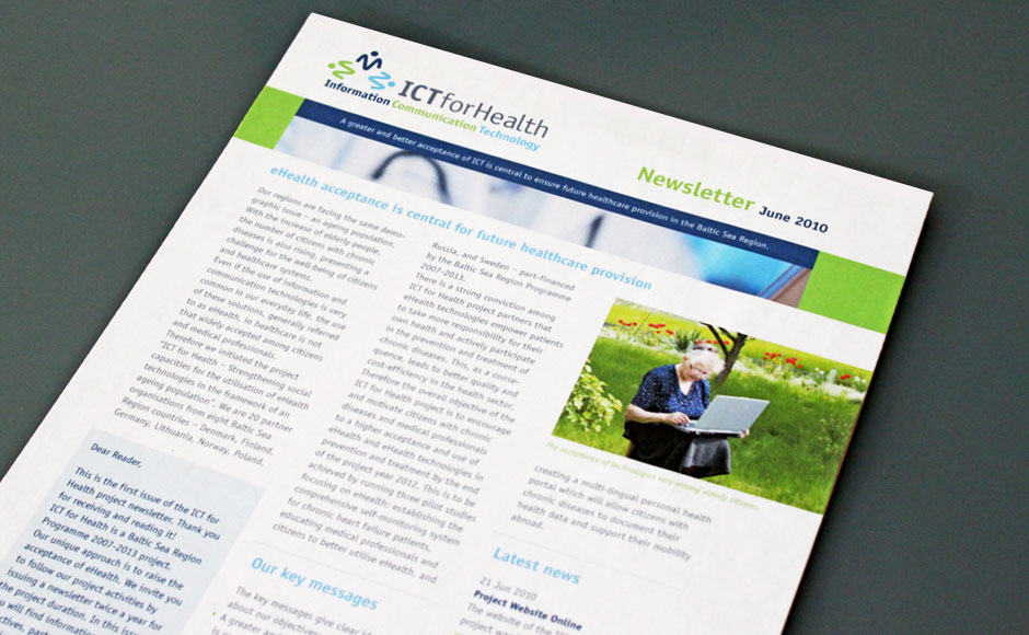 ICT for Health Newsletter